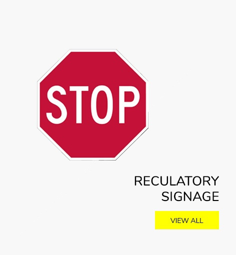 Stop Regulatory Signage Campbellford by B.M.R. Mfg. Inc.